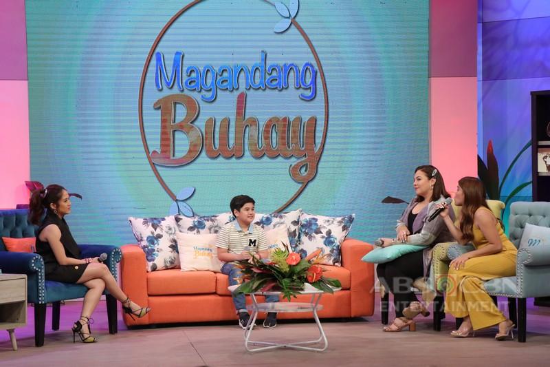 PHOTOS: Magandang Buhay with Nang Ngumiti Ang Langit stars