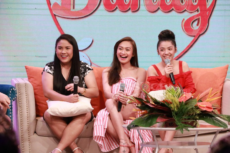 PHOTOS: Magandang Buhay with Apey, Mitch & Mary Grace