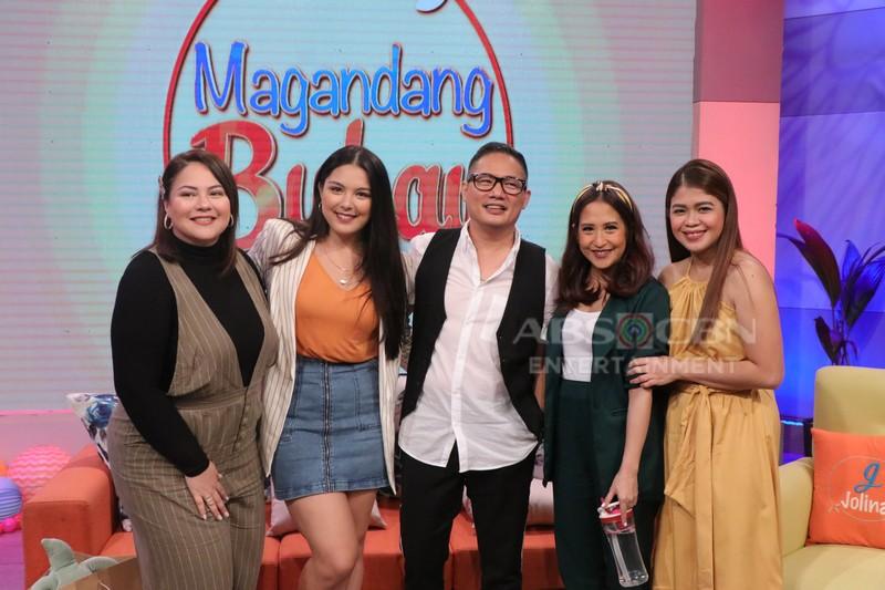 PHOTOS: Ria & Karylle's birthday celebration on Magandang Buhay