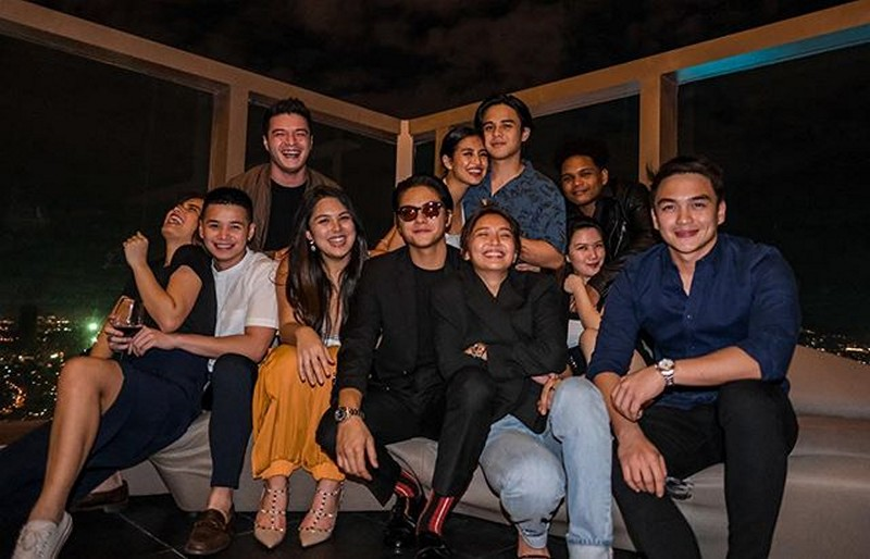 LOOK: This is how Ria Atayde celebrated her birthday with her Nguya Squad