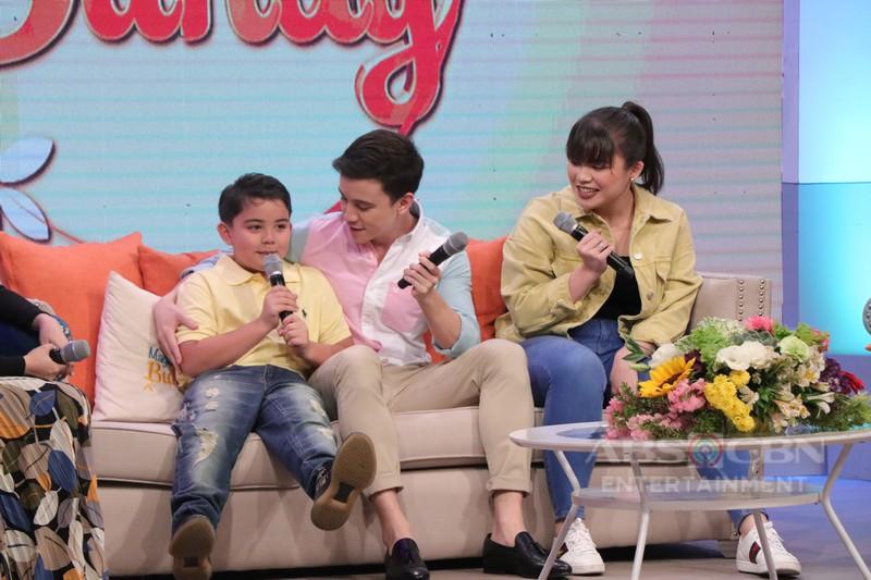 PHOTOS: Magandang Buhay with Arjo Atayde