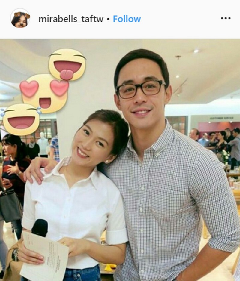 These 27 photos show how happy Alex Gonzaga is with Mikee