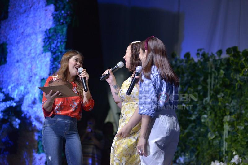 PHOTOS: Momshie Melai's birthday homecoming on Magandang Buhay
