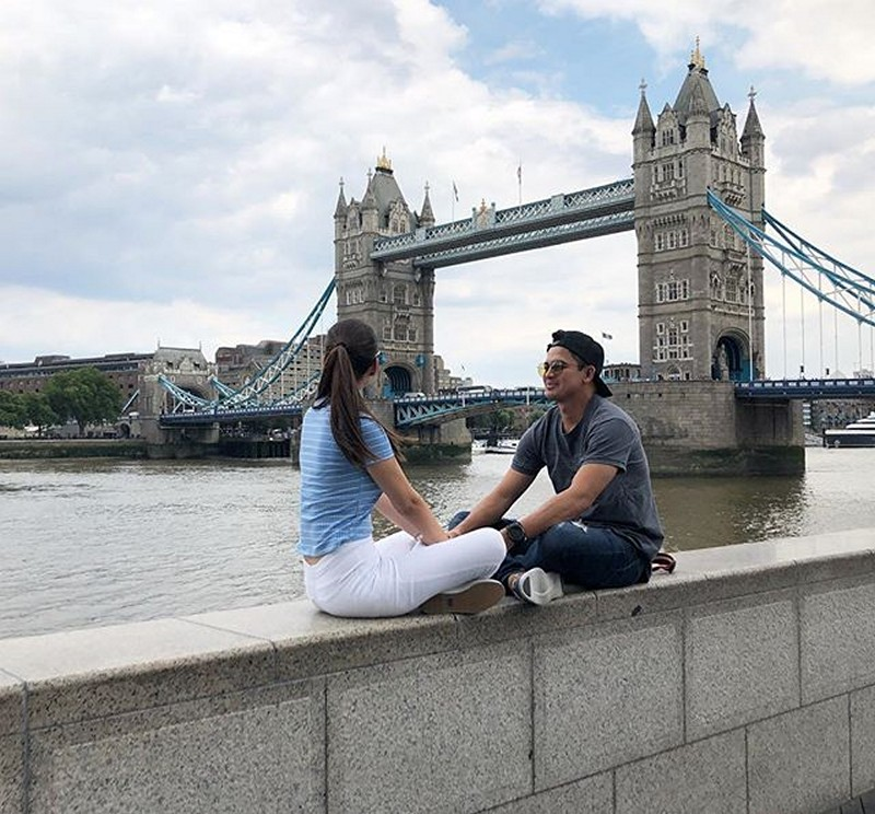 LOOK: 38 photos of Vickie Rushton with her ever supportive boyfriend!