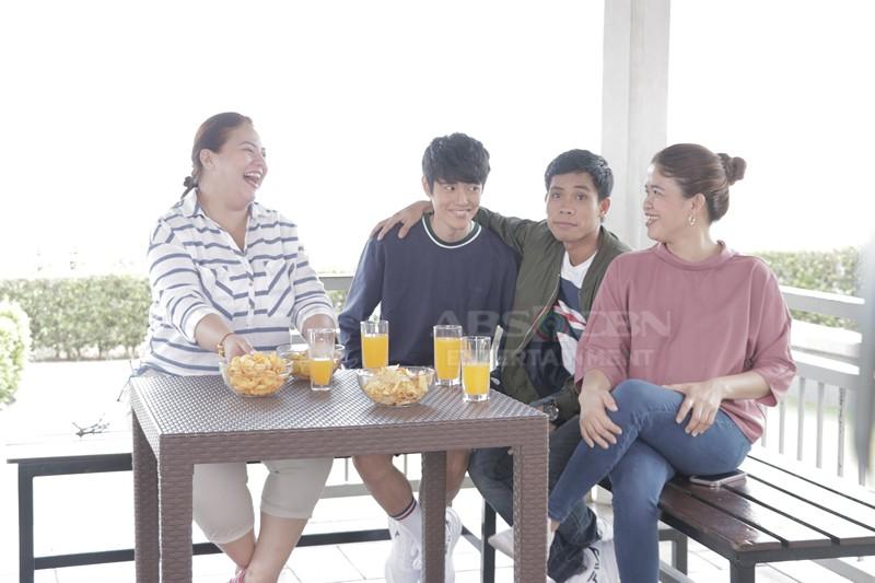 PHOTOS: Magandang Buhay with Lou, Andre, Fumiya and Yamyam
