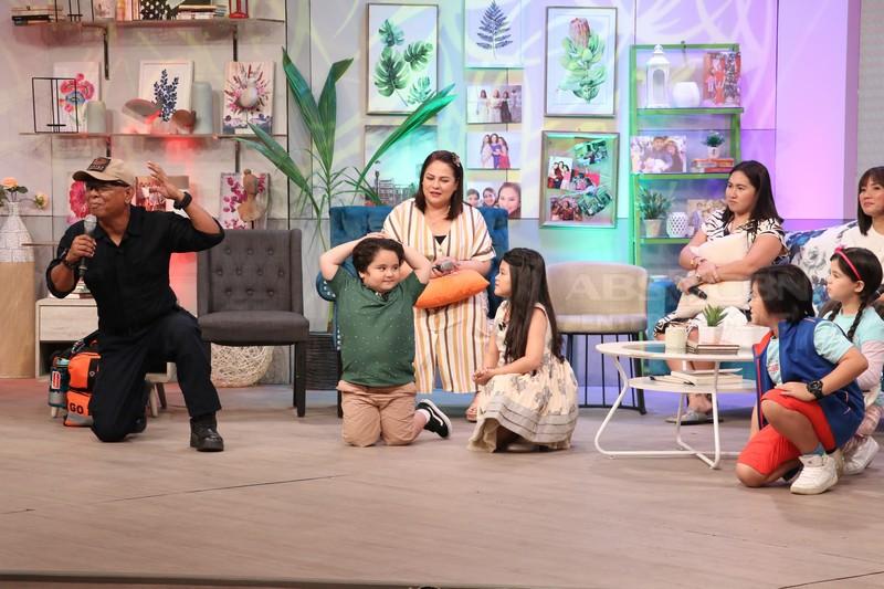 PHOTOS: Magandang Buhay with Chunsa, Nhikzy, Jordan & Xia