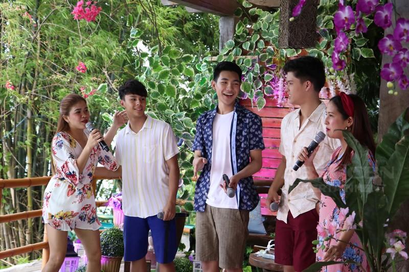 PHOTOS: Magandang Buhay with Darren, Ken & Kyle