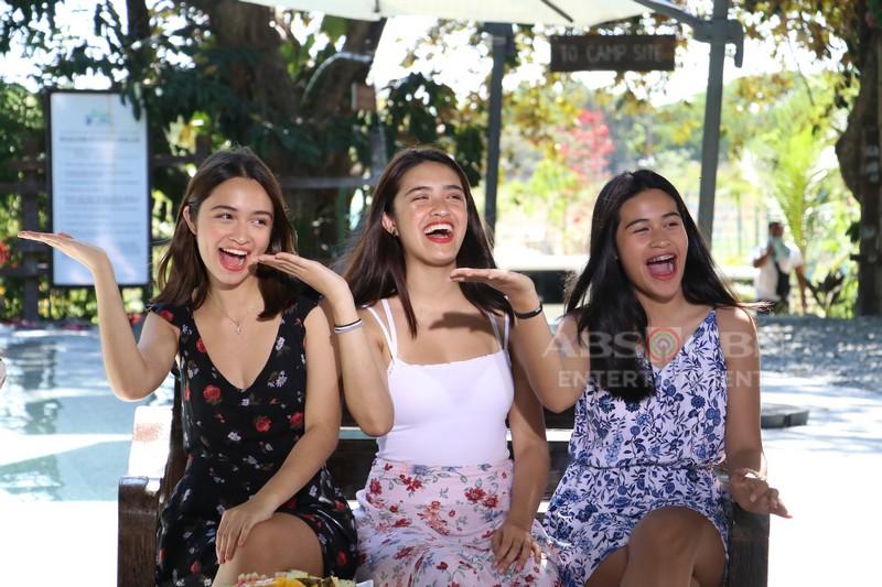 PHOTOS: Magandang Buhay with Team Gutz & Team Tres Marias