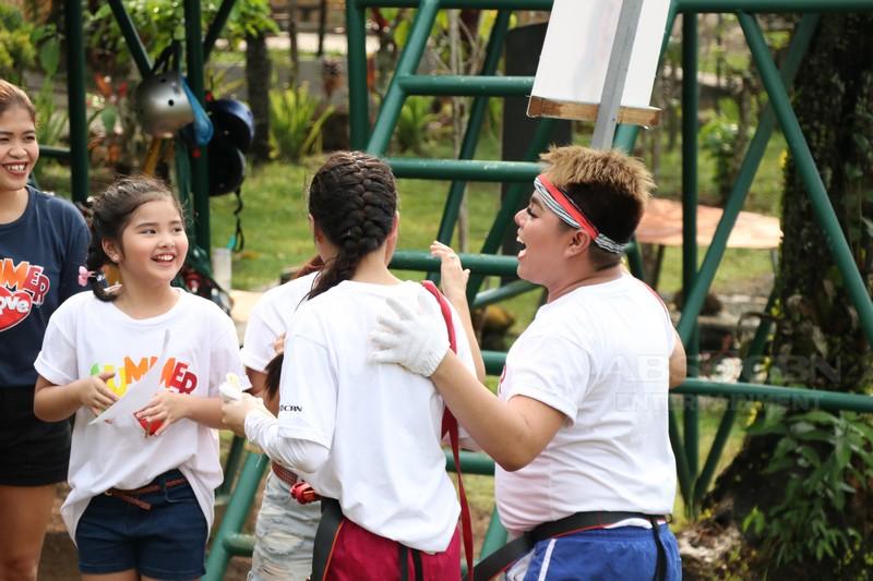 PHOTOS: Team Ylona vs Team AC on Magandang Buhay