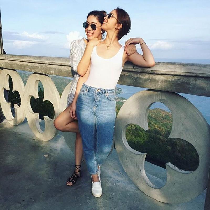 34 photos of Julia & Dani Barretto that show beauty runs in their blood