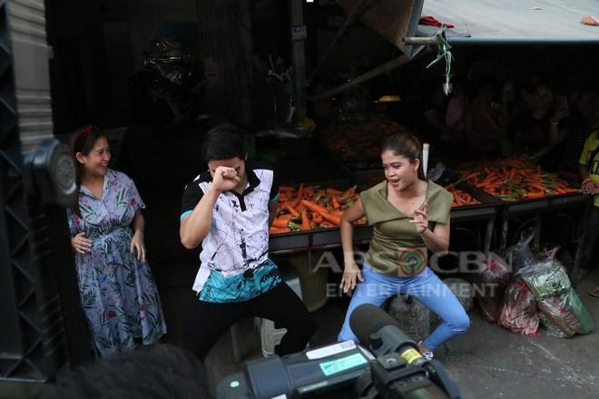 PHOTOS: Mccoy De Leon's homecoming in Tondo