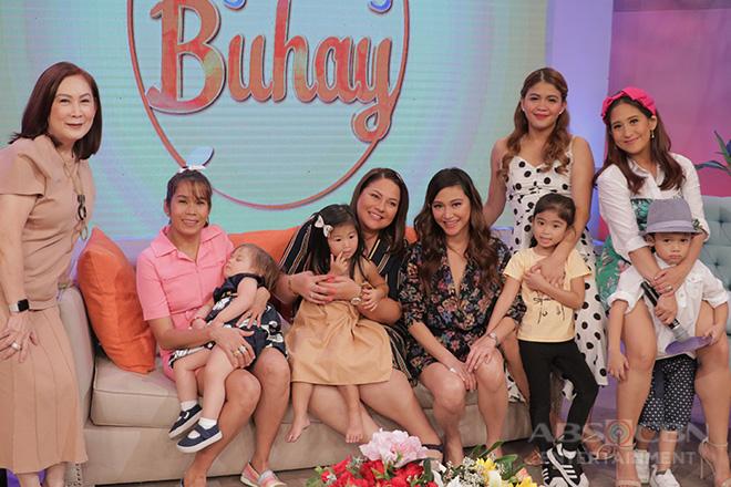 PHOTOS: Magandang Buhay with Pokwang, Malia, Rufa Mae & Athena