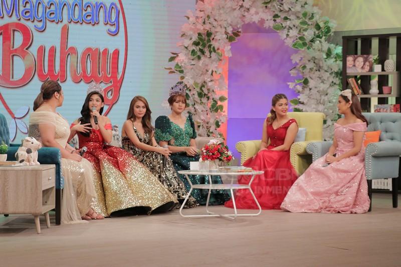 PHOTOS: Magandang Buhay with Heaven, Peralejo, Jane Oineza & Ivana Alawi