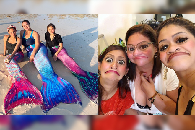 LOOK: Team Momshies celebrate Magandang Buhay's 3rd anniversary in Boracay!