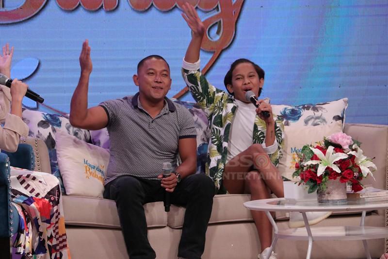 PHOTOS: Magandang Buhay with Awra Briguela and 'FPJ's Ang Probinsyano' kids