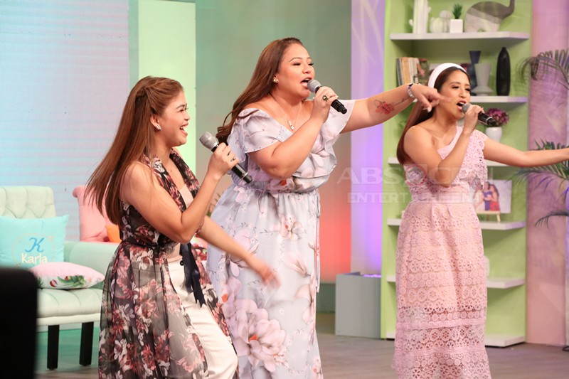 PHOTOS: Team Momshies officially start their 4th year on Magandang Buhay