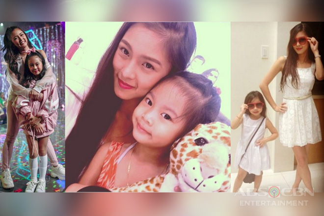 "LOOK: 19 photos of Kim Chiu with her ""mini-me"""