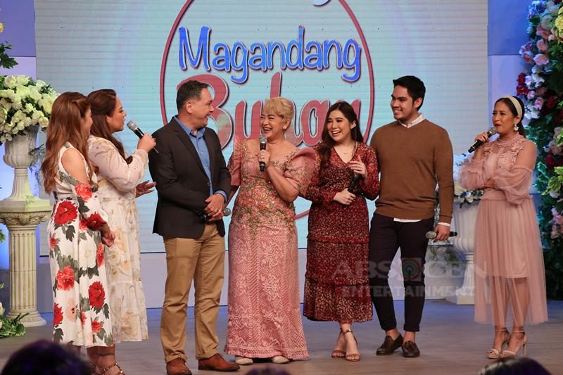 PHOTOS: Magandang Buhay with Moira, Jason, Nonie & Shamaine