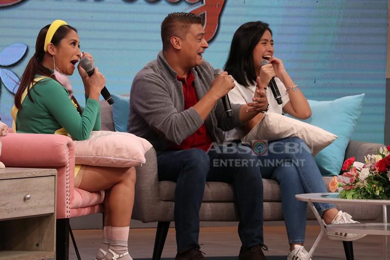 PHOTOS: Magandang Buhay with Joko Diaz & Keempee De Leon