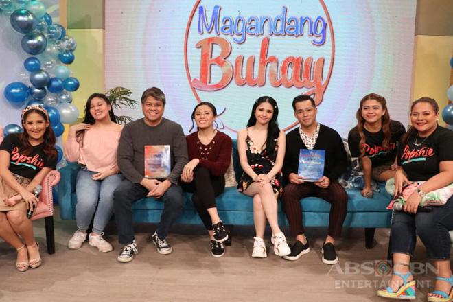PHOTOS: Magandang Buhay with Kiko, Frankie, Miel, Dingdong & Jayda