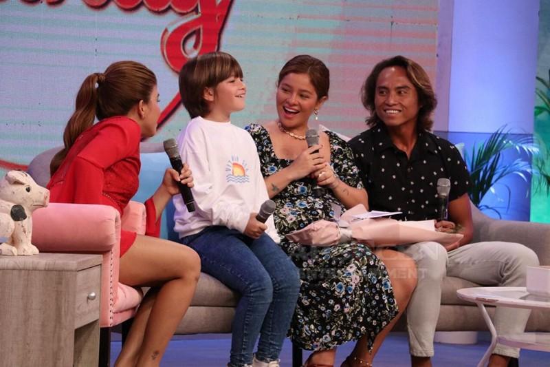 PHOTOS: Magandang Buhay with Andi Eigenmann & Jodi Sta. Maria