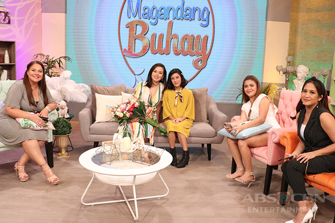 PHOTOS: Magandang Buhay with Beauty Gonzalez
