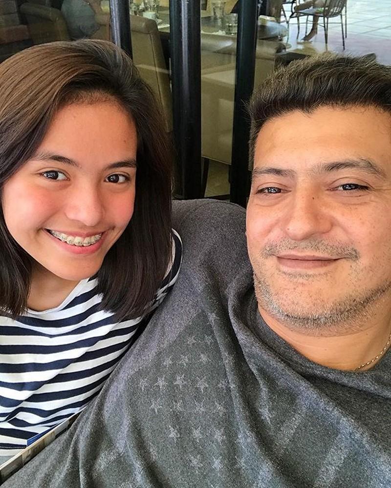 IN PHOTOS: Meet Joko Diaz' pretty daughter Ashley