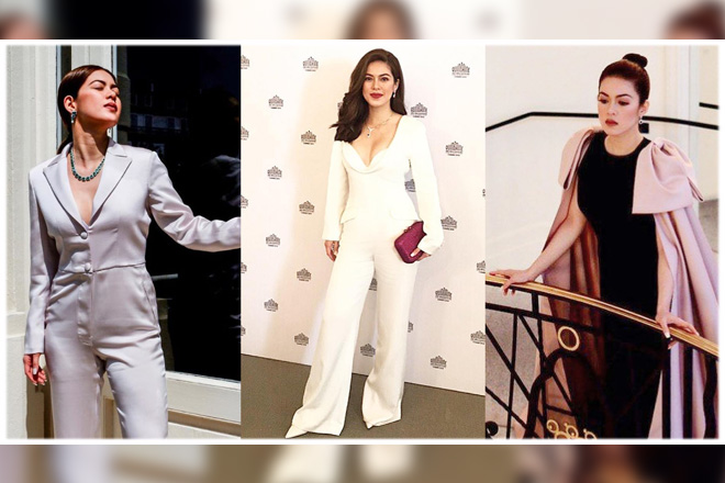 TATAK PINOY: 23 times Shaina Magdayao slayed Pinoy-made outfits in France