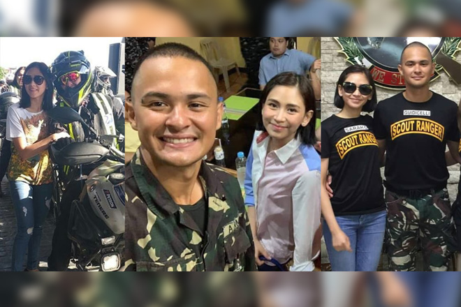 LOOK: Just photos of Sarah Geronimo being a supportive girlfriend to Matteo Guidicelli