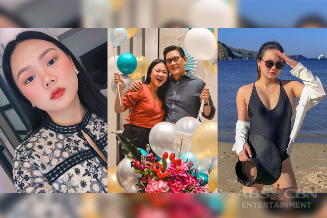 IN PHOTOS: Meet Richard Yap's beautiful vlogger daughter Ashley Sandrine