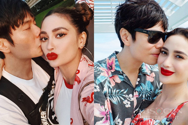 LUCKY IN LOVE! Just 32 photos of Arci Muñoz with her boyfriend for 2 years