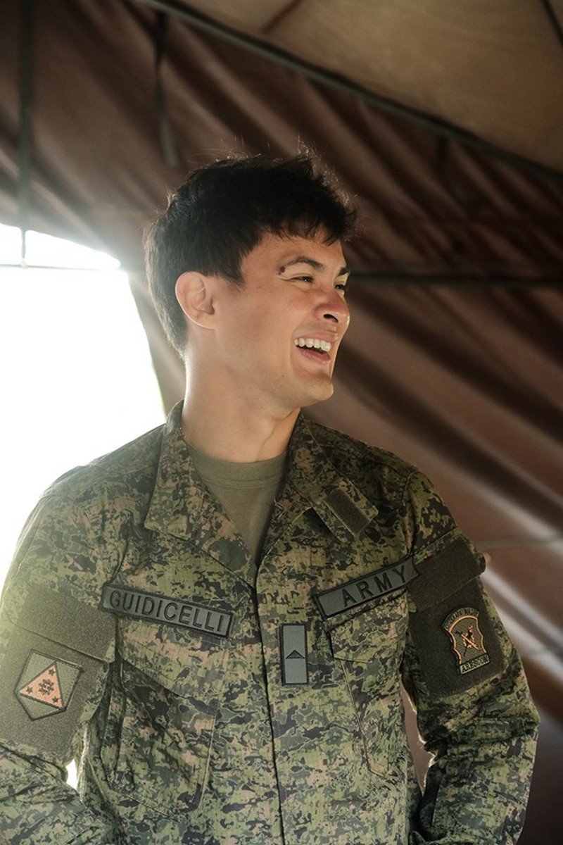 LOOK: Matteo Guidicelli's life as 'Scout Ranger G'