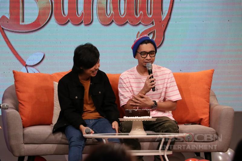 PHOTOS: Magandang Buhay with Ion, Empoy, Wacky & Teddy