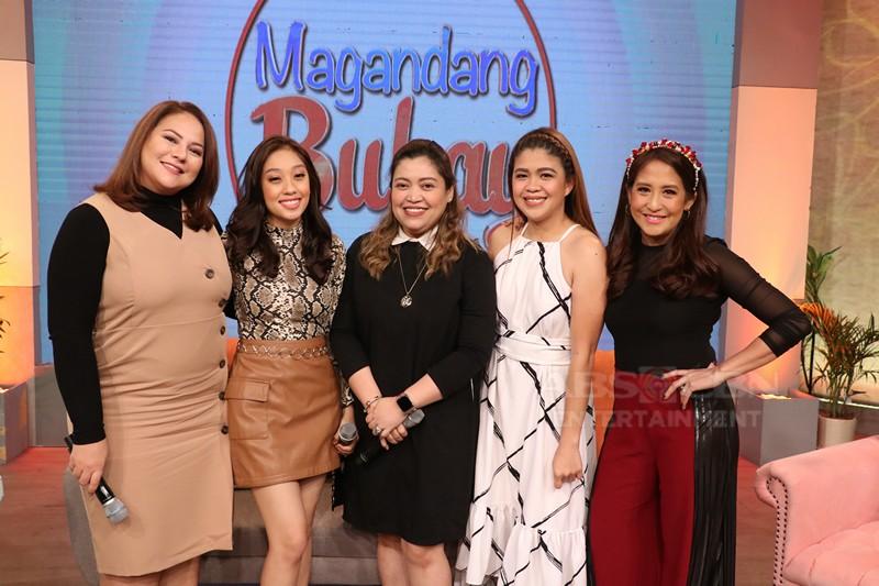 PHOTOS: Magandang Buhay with Franki Russell, Sisi Rondina, Fatima Louise & Sheland Faelnar