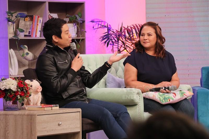 PHOTOS: Magandang Buhay with Jayson Gainza Joey Marquez JM De Guzman & Jameson Blake