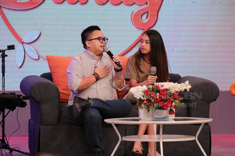 PHOTOS: Magandang Buhay with Jaya & Ice Seguerra