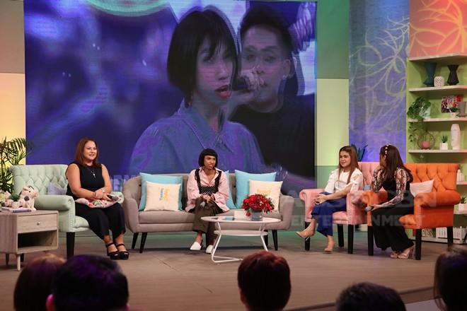 PHOTOS: Magandang Buhay with Chad Kinis, Kaladkaren and Mimiyuhhh