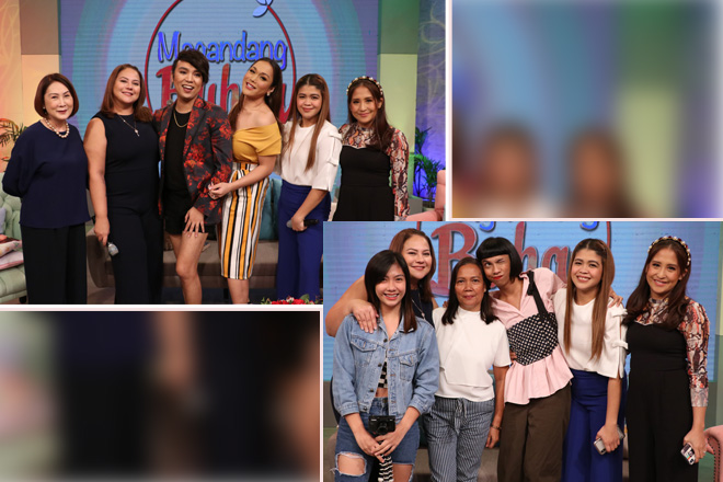 PHOTOS: Magandang Buhay with Chad Kinis, Kaladkaren and Mimiyuhhh