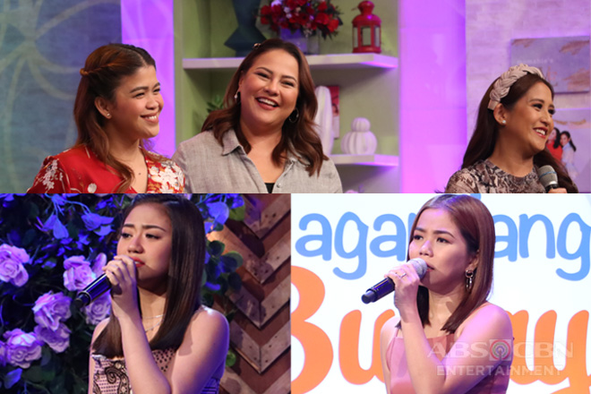 PHOTOS: Magandang Buhay presents #MOMSHIEserye with Morissette and Juris