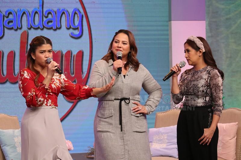 PHOTOS: Magandang Buhay presents #MOMSHIEserye with Morissette and Juris
