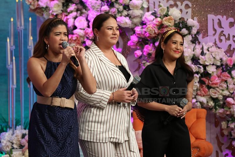 PHOTOS: Magandang Buhay with Kathryn Bernardo and Alden Richards