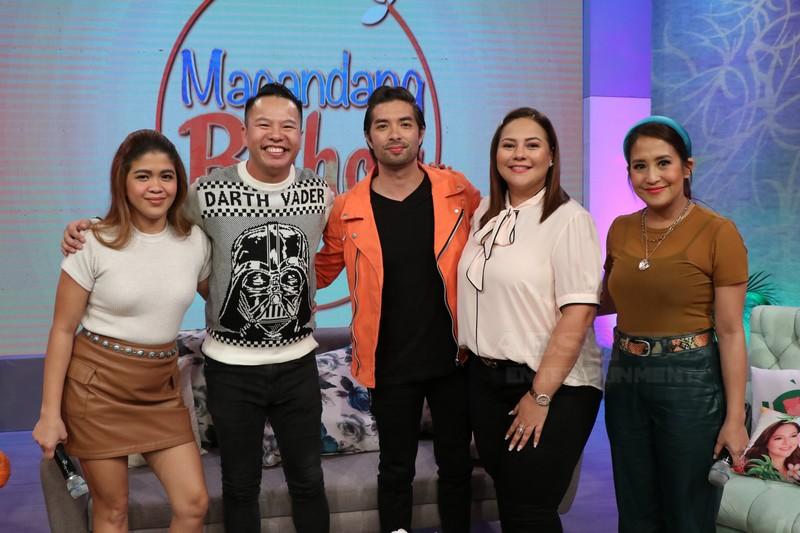 PHOTOS: Magandang Buhay with Kakai and Joross