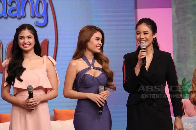 PHOTOS: Magandang Buhay with Heaven Peralejo, Ritz Azul & Ivana Alawi