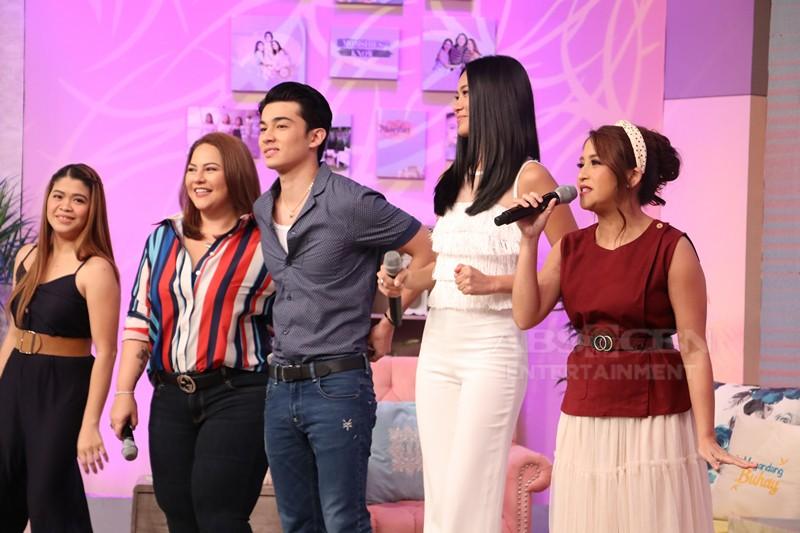 PHOTOS: Magandang Buhay with PBB Otso Big 4