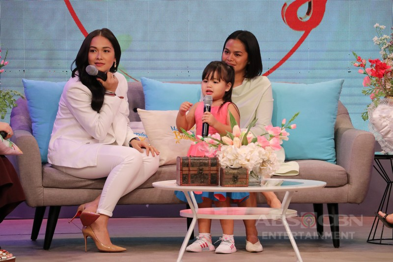 PHOTOS: Magandang Buhay with Maja Salvador