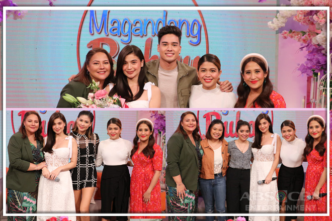 PHOTOS: Magandang Buhay with Anne Curtis
