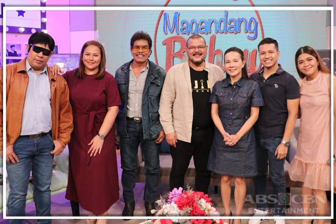 PHOTOS: Magandang Buhay's special tribute to FPJ with Sen. Grace Poe