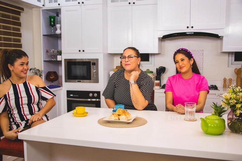 PHOTOS: Magandang Buhay with Gelli De Belen and Amy Perez