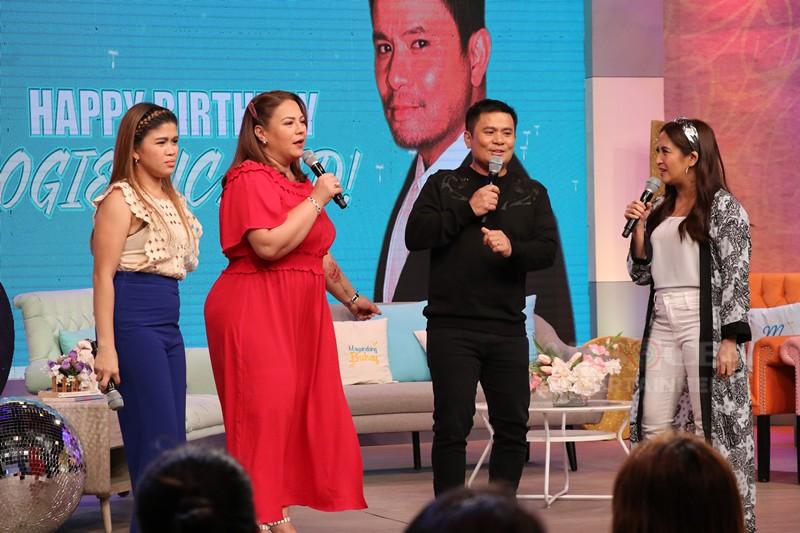 PHOTOS: Ogie Alcasid's birthday celebration on Magandang Buhay