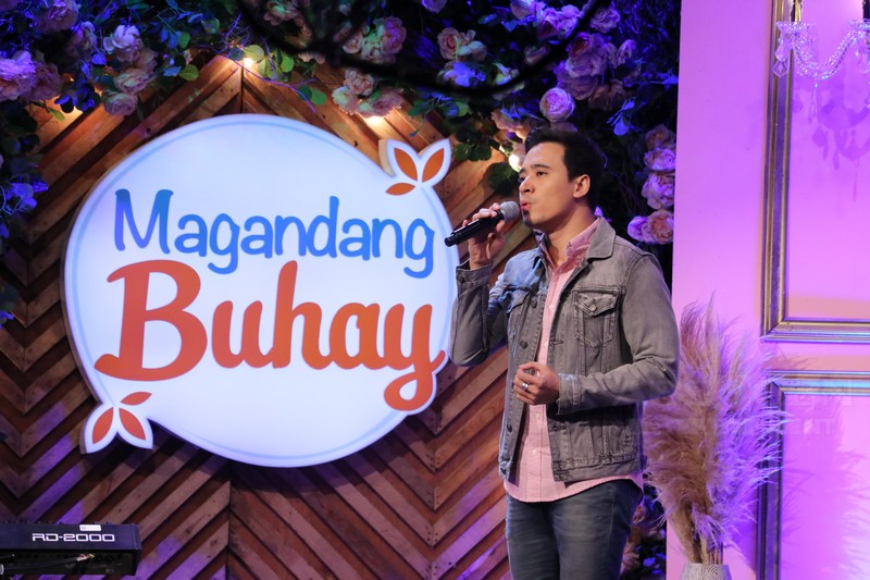 PHOTOS: Magandang Buhay Momshieserye with Erik Santos and Janine Berdin